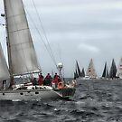 Sailing by malcblue