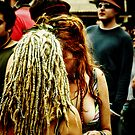 Dreadlocks on the Dancefloor by OZDOOF
