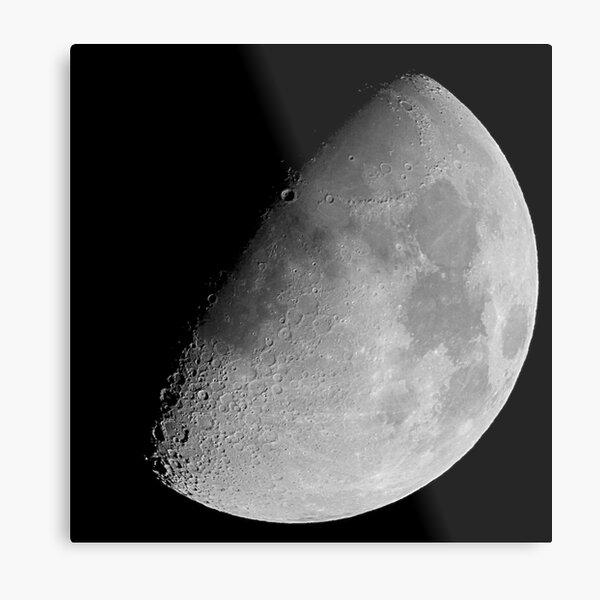 lunar image Metal Print
