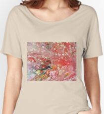 Sunset Frenzy Women's Relaxed Fit T-Shirt