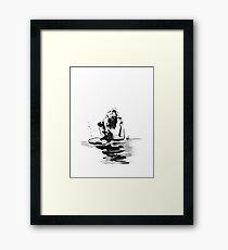 Yoga #5 Framed Print