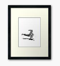 Yoga #6 Framed Print