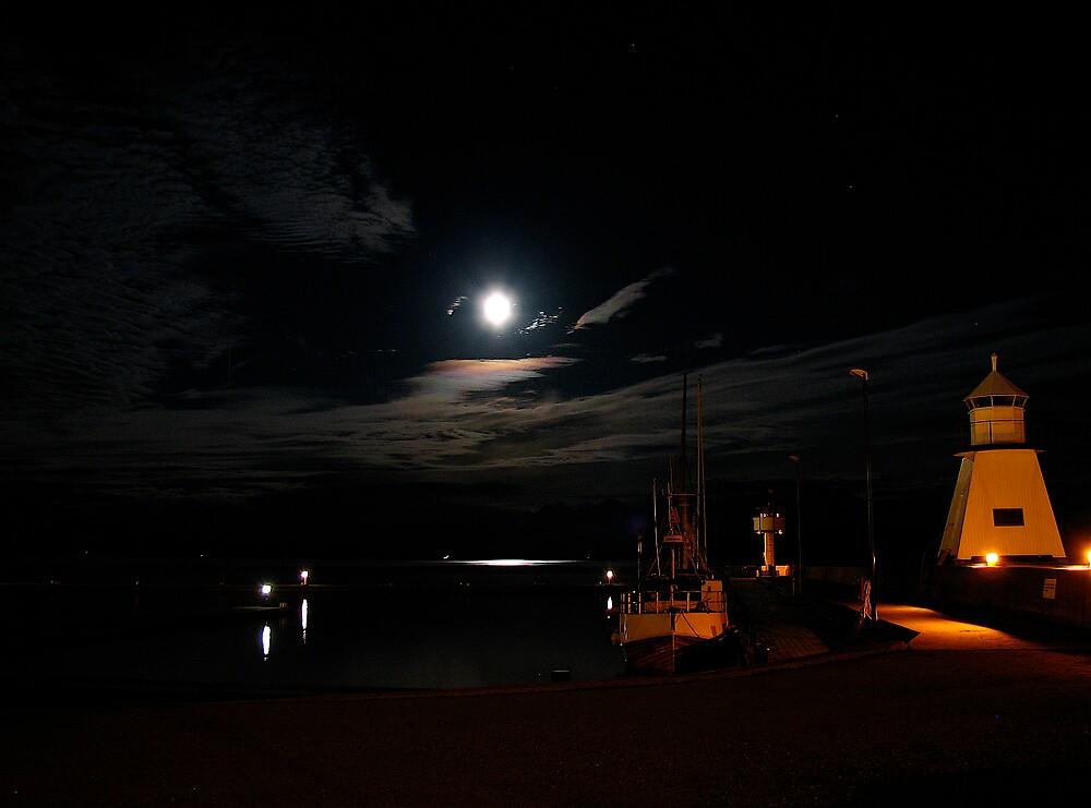 Molde, Norway by C1oud