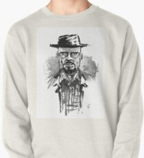 """He who knocks"" Pullover"
