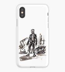 Logan #2 iPhone Case