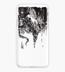"""Comin' outta the walls"" iPhone Case"