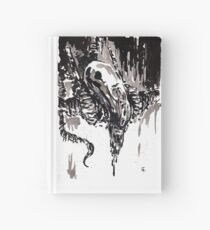 """""""Comin' outta the walls"""" Hardcover Journal"""