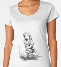 Buffy #2 Women's Premium T-Shirt