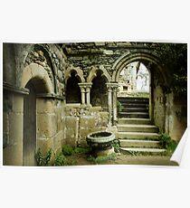 Abbaye de Beauport Poster
