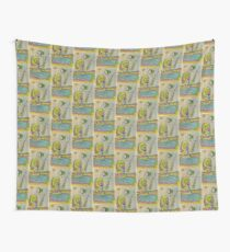 THE SOURCE OF FORGETFULNESS Wall Tapestry