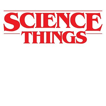 Science Things by nomadshirts