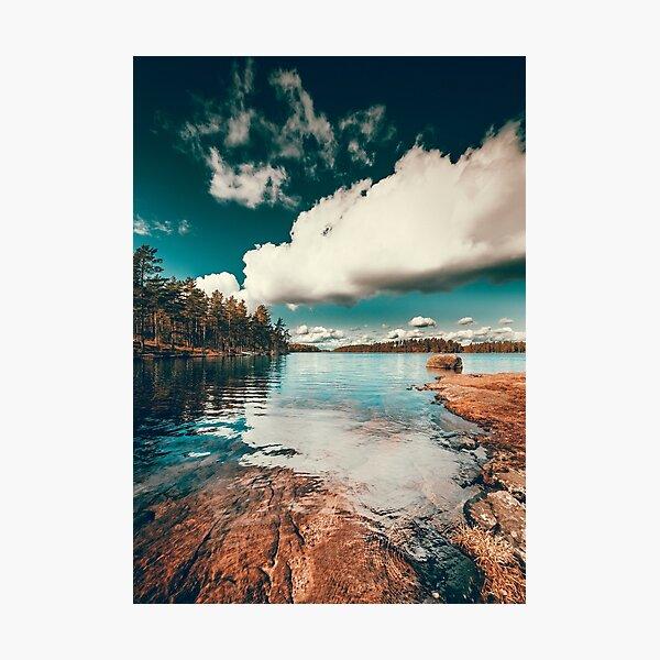 Belle Svezia Photographic Print