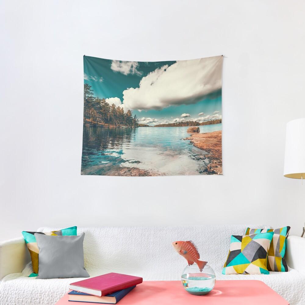 Belle Svezia Tapestry