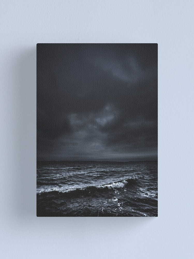 Alternate view of I´m fading Canvas Print