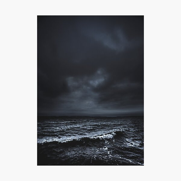 I´m fading Photographic Print
