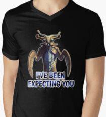 Sea Emperor - Captioned Version Men's V-Neck T-Shirt