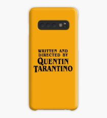 Written and directed by Tarantino Case/Skin for Samsung Galaxy