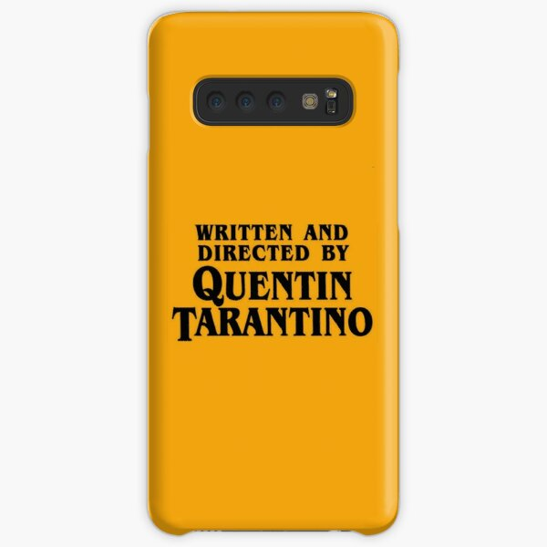 Written and directed by Tarantino Samsung Galaxy Snap Case