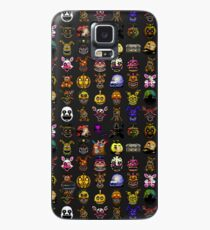 Five Nights at Freddy's - Pixel art - Multiple Characters New Set Case/Skin for Samsung Galaxy