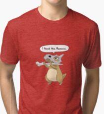 pokemon, humerus Tri-blend T-Shirt