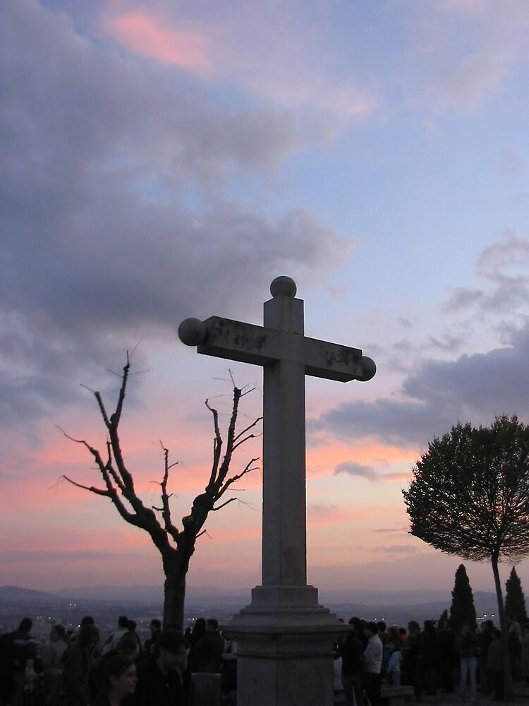 Spanish Cross by Englandken