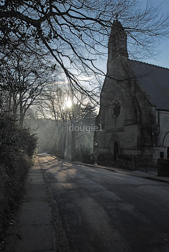 Church at Egton Bridge by dougie1