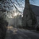 Church at Egton Bridge by dougie1