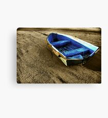 Beached Canvas Print