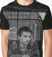 Punk - Blackburn a Town and Its People Graphic T-Shirt