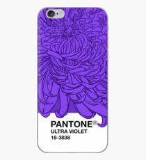 Vinilo o funda para iPhone PANTONE Ultra Violet 2018