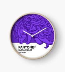 PANTONE Ultra Violet 2018 Uhr