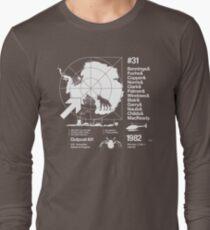 ODE #02 Long Sleeve T-Shirt