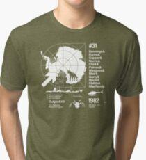 ODE #02 Tri-blend T-Shirt
