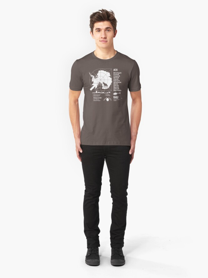 Alternate view of ODE #02 Slim Fit T-Shirt