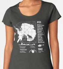 ODE #02 Women's Premium T-Shirt