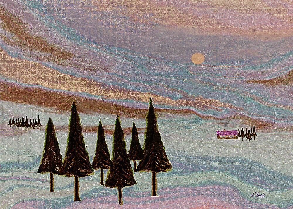 Winter Dream by Gordon Beck