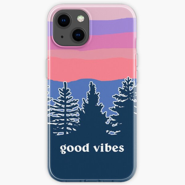 Good Vibes iPhone Soft Case