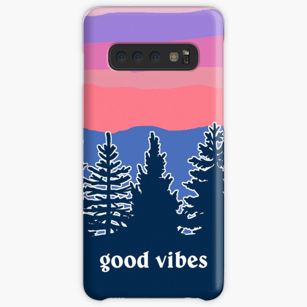Good Vibes Case & Skin for Samsung Galaxy