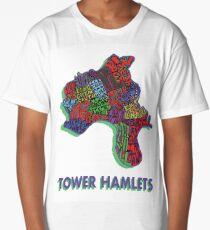 Tower Hamlets - London Boroughs Long T-Shirt