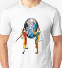 Suikoden Tir and Ted Unisex T-Shirt