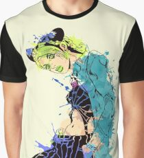 Camiseta gráfica Jolyne Kujo