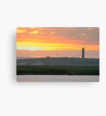 Scattery Island Canvas Print