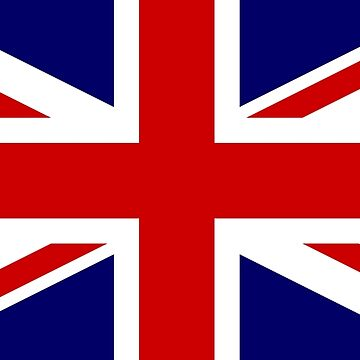 British Flag, Union Jack by itsdylan