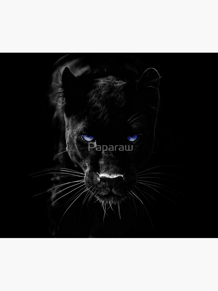 BLACK PANTHER by Paparaw