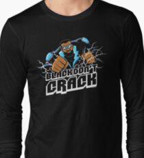 Black Don't Crack Long Sleeve T-Shirt
