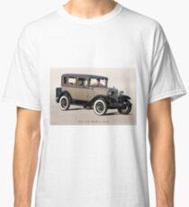 1930 Ford Model A Sedan 'Recent Restoration' Classic T-Shirt