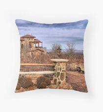 Raffaldini Winery, Rhonda , NC Throw Pillow