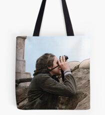Republican woman commander during the Battle of Madrid, January 1937. Tote Bag