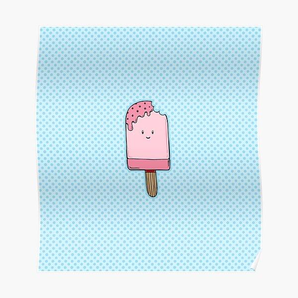 Water ice cream Poster