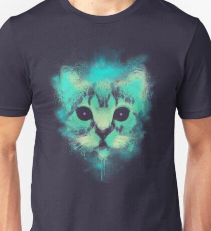 Cosmic Cat Unisex T-Shirt